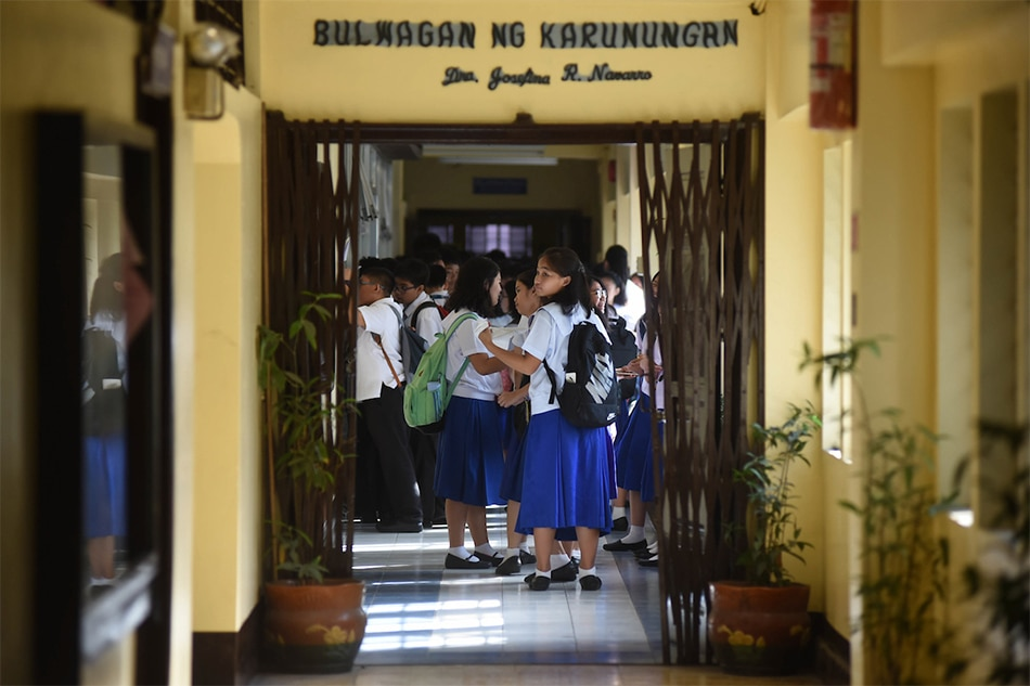 Senior high students, mauuna sakaling ibalik ang face-to-face classes 1