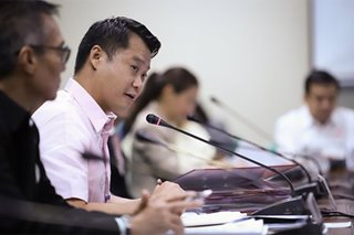 Gatchalian says battle for Senate panel chairmanship 'natural'