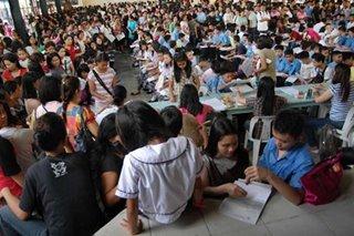 7,000 pulis ipapakalat sa Kamaynilaan sa pagbubukas ng klase: NCRPO
