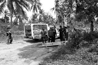 Brothers found dead inside Surigao del Norte tunnel