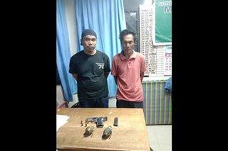 2 umanong miyembro ng Abu Sayyaf, timbog sa Davao City