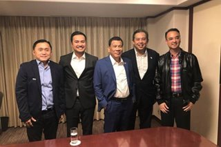 'Not true': Malacañang denies Cabinet members meddling in speakership race