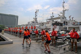 Coast Guard launches 'Oplan Kahandaan'