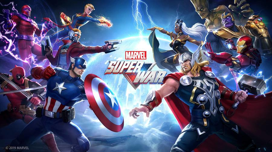 newest 6c3fa efe61 For avid fans of Multiple Online Battle Arena games, they can soon play as  their favorite Marvel character as the comic book giant is set to release a  MOBA ...