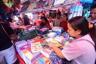'Taas-presyo, trapiko paghandaan sa pamimili ng school supplies'