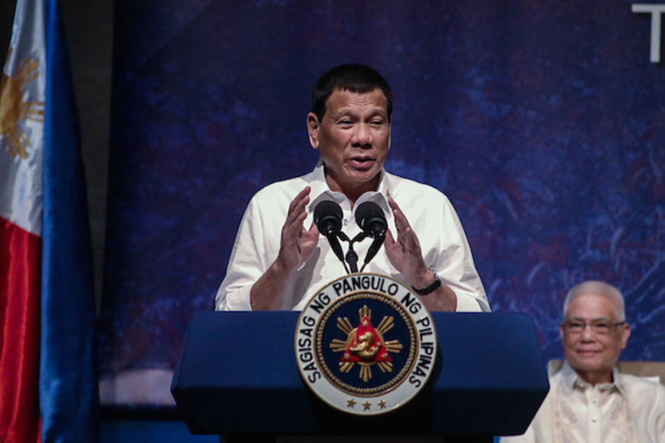 Philippines prez Duterte says he 'cured' himself from being gay