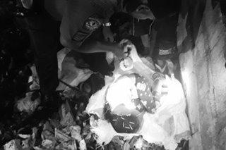 Bangkay ng bata natagpuan sa basurahan sa Negros Occidental; suspek arestado