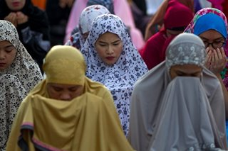 Duterte declares May 25 a holiday for Eid'l Fitr