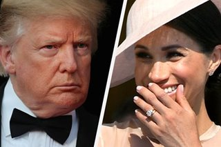 Trump says Meghan Markle was 'nasty' to him in new interview