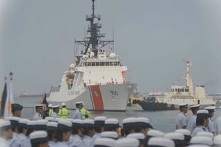 Countering China's fleet? US Coast Guard boosts operations in Pacific region
