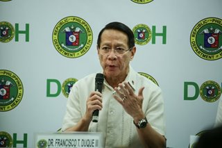 DOH told to optimize use of funds to warn public vs domestic health risks