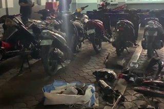 5 umano'y magnanakaw ng motorsiklo, timbog sa Caloocan