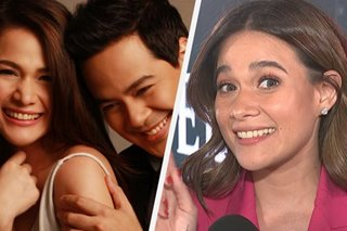 Reunion project with John Lloyd? Find out Bea's playful answer
