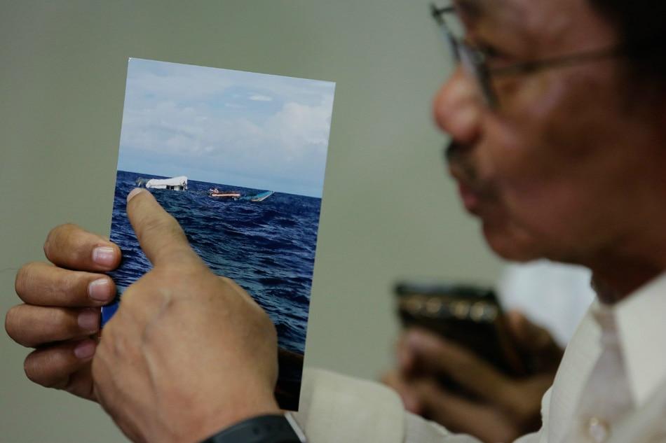 Maritime incident