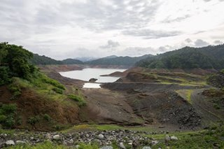 Angat Dam water level might drop below critical point this week: MWSS