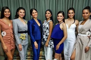 LOOK: Vickie Rushton reunited with Bb. Pilipinas 2019 queens