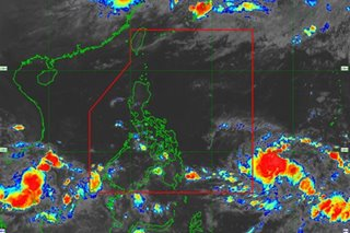 PAGASA: Approaching LPA unlikely to hit land