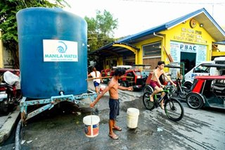 All 6.8-M consumers are affected by Angat Dam drying up, says Manila Water