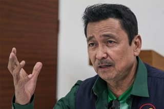 Lito Lapid to study possible legislation on occupational safety in TV, movie sets