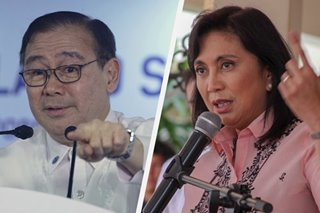 Locsin says he regrets hurting Robredo's family over 'boba' tag