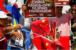Gov't urged: Protect rights over sea resources - even from 'friend' China