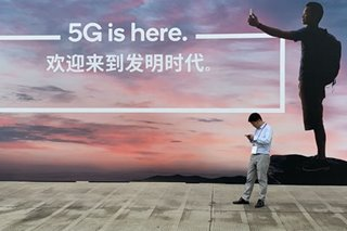 5G future on display with robots, AI at China tech fair