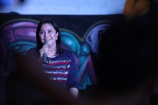 Asked on 2022 presidential bid, Robredo says 'anything is possible'