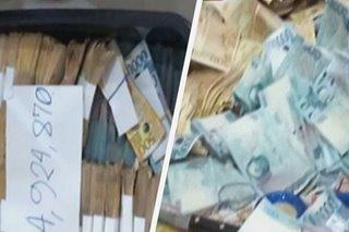P23-M cash nakumpiska sa kompanyang dawit umano sa investment scam
