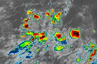 New LPA enters Philippine area of responsibility - PAGASA