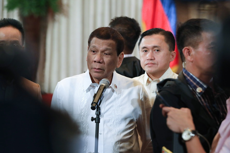 Duterte tells Bong Go: Make good on campaign vows