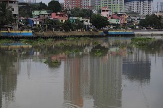 Pasig River Rehabilitation Commission ipinabubuwag ni Duterte