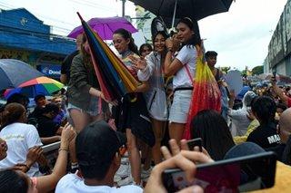LOOK: Celebrities join 2019 Metro Manila Pride March
