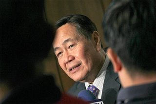 Carpio: Duterte has no legal authority to 'set aside' arbitral ruling