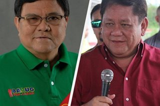 Cebu mayor to press charges vs Osmena, running mate over bare office