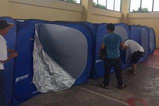 Habagat, bagyo pinaghahandaan ng mga taga-Noveleta, Cavite
