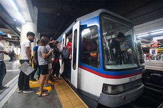 'Linggo-linggo na lang': DOTr told to explain MRT glitches