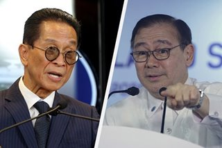 Conflicting Cabinet remarks on China? Nograles explains