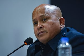 Dela Rosa says he could be 'efficient, effective' as CHR chief