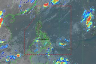 Brewing storm to bring rains to Visayas, Mindanao
