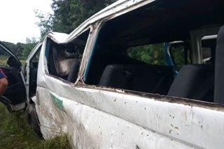1 patay, 7 sugatan sa aksidente sa Zamboanga