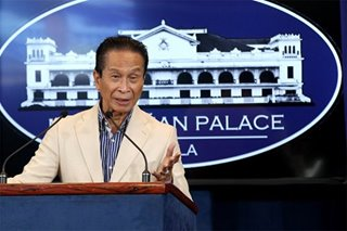 PH sovereignty not an issue in alleged harassment of Liberian ship: Panelo