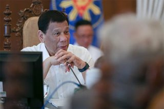 Duterte denies interfering in House affairs with term-sharing accord