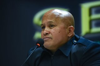 Dela Rosa: Why search for proof that death penalty deters crime?