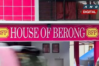 'House of Berong': PH's first interactive emergency preparedness facility