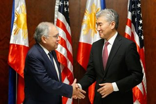 PH, US eye 'improved' VFA - envoy
