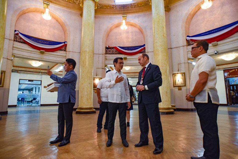 Mayor Isko: UK to help Manila in urban planning 1