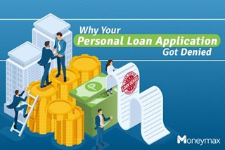 Why your personal loan application got denied