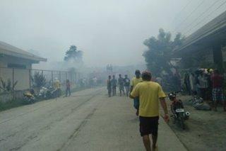 Higit 20 stalls nasunog sa Tacurong City
