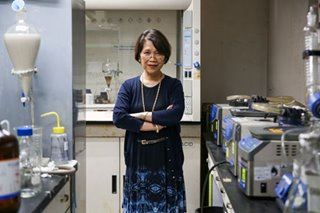 Pinay scientist devotes life to discovering cancer cure from depths of sea