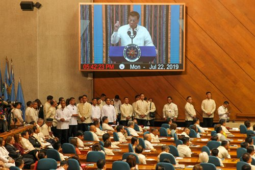 Some of Duterte's priority bills for 18th Congress not new